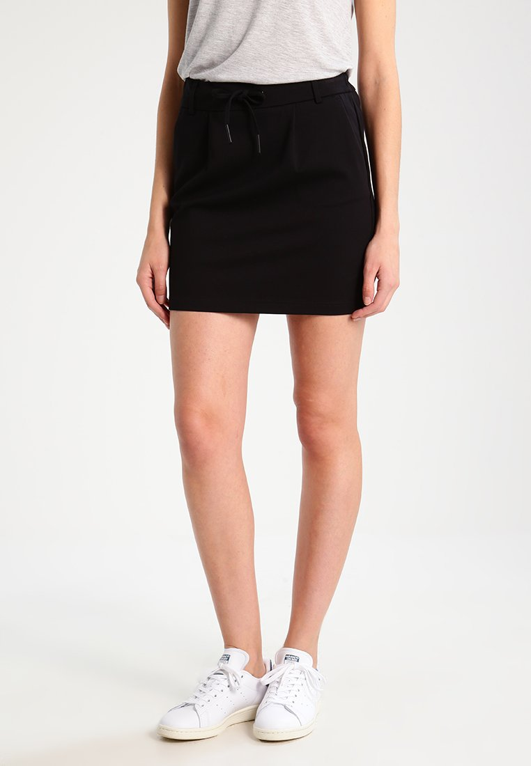 ONLY - ONLPOPTRASH - Pencil skirt - black