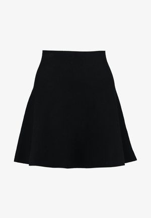 ONLNEW DALLAS SKIRT - Spódnica trapezowa - black