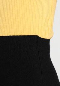 ONLY - ONLNEW DALLAS SKIRT - A-line skirt - black - 4