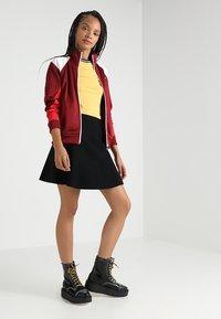 ONLY - ONLNEW DALLAS SKIRT - A-line skirt - black - 1