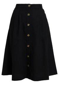 ONLY - A-snit nederdel/ A-formede nederdele - black - 0