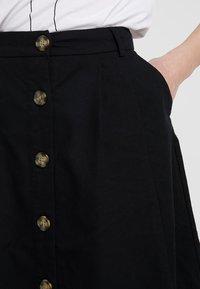 ONLY - A-snit nederdel/ A-formede nederdele - black - 4