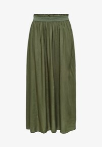 ONLY - ONLVENEDIG  - Maxi skirt - grape leaf - 0