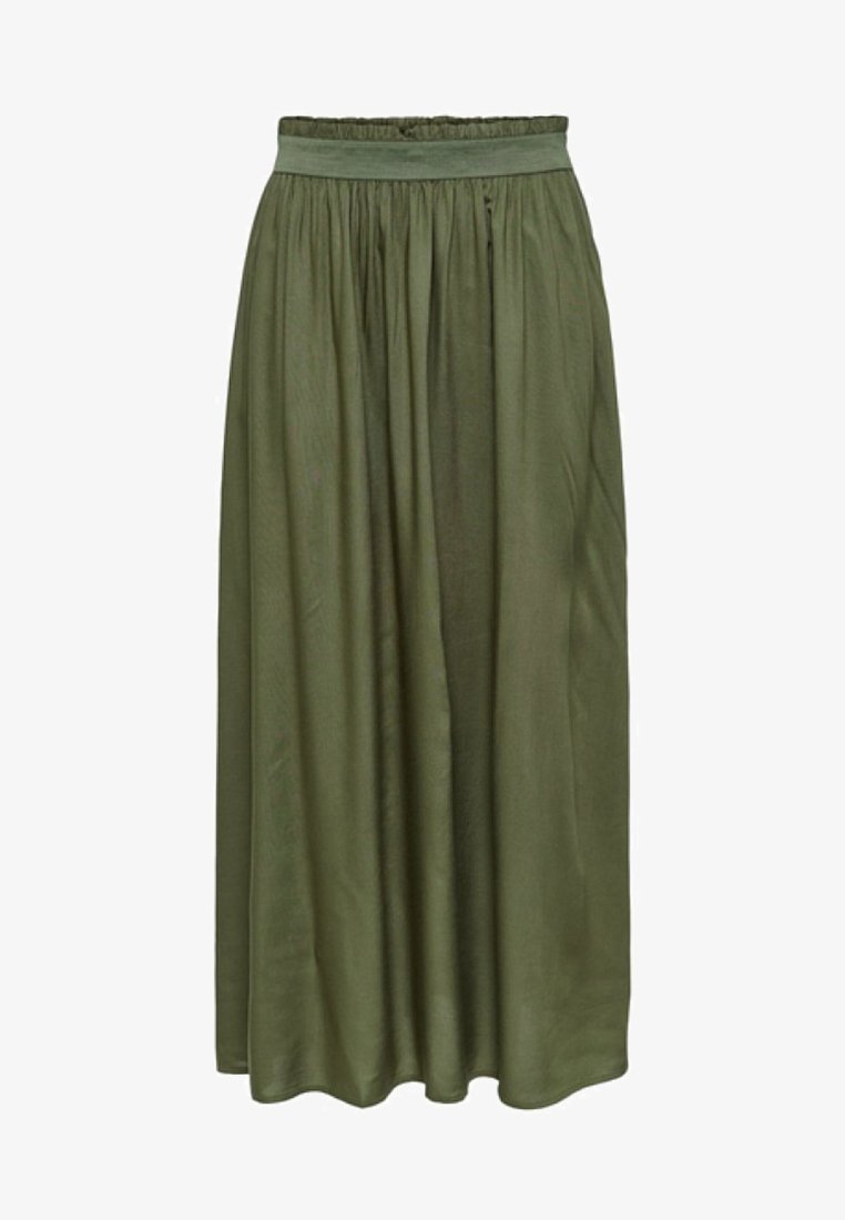 ONLY - ONLVENEDIG  - Maxi skirt - grape leaf