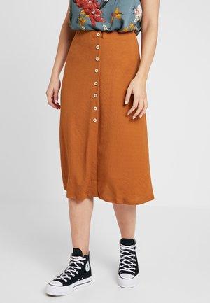ONLJANY SKIRT - A-line skirt - sugar almond