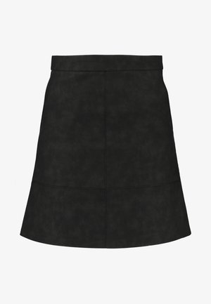ONLLISA SKIRT - A-line skirt - black