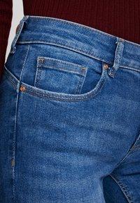 ONLY - Slim fit -farkut - medium blue denim - 5
