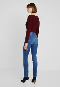 ONLY - Slim fit -farkut - medium blue denim - 2