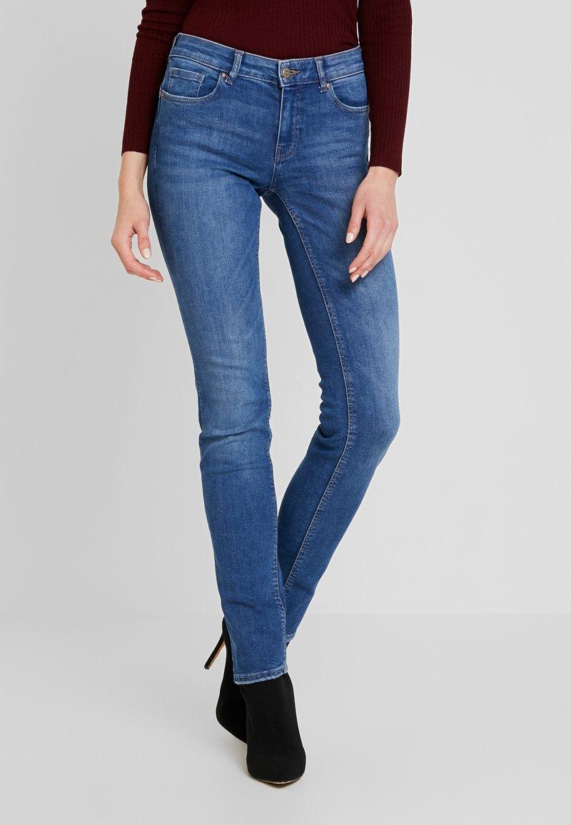 ONLY - Slim fit jeans - medium blue denim