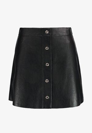 ONYASHA SKIRT - A-line skirt - black