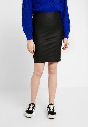 ONLCELINA - Pouzdrová sukně - black