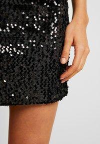 ONLY - ONLCONFIDENCE - Minifalda - black - 4