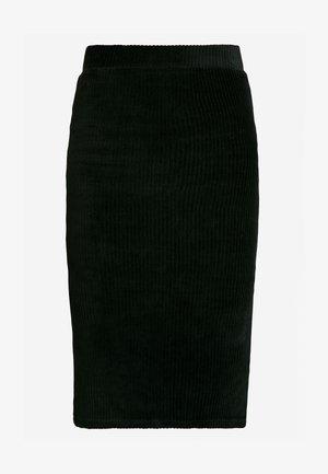 ONLCOSY PENCIL SKIRT - Pouzdrová sukně - black