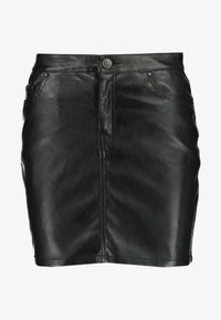 ONLY - ONLNORMA SKIRT - Minifalda - black - 4
