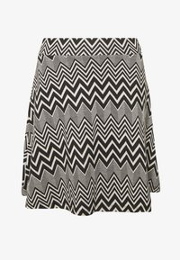 ONLY - ONLVIGGA SKATER SKIRT - Gonna a campana - cloud dancer - 3