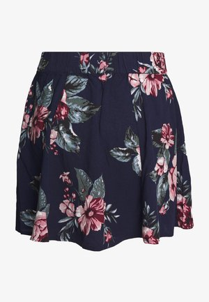 ONLNOVA LIFE SKATER SKIRT - A-line skirt - night sky/rose