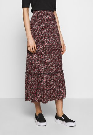 ONLPELLA SKIRT - Gonna a campana - black