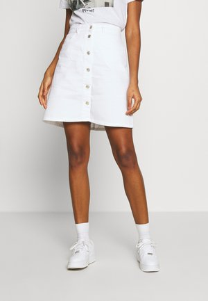 ONLFARRAH SKIRT - Gonna a campana - white