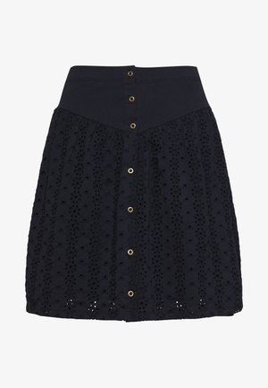 ONLVANNA SHORT SKIRT - A-line skirt - night sky