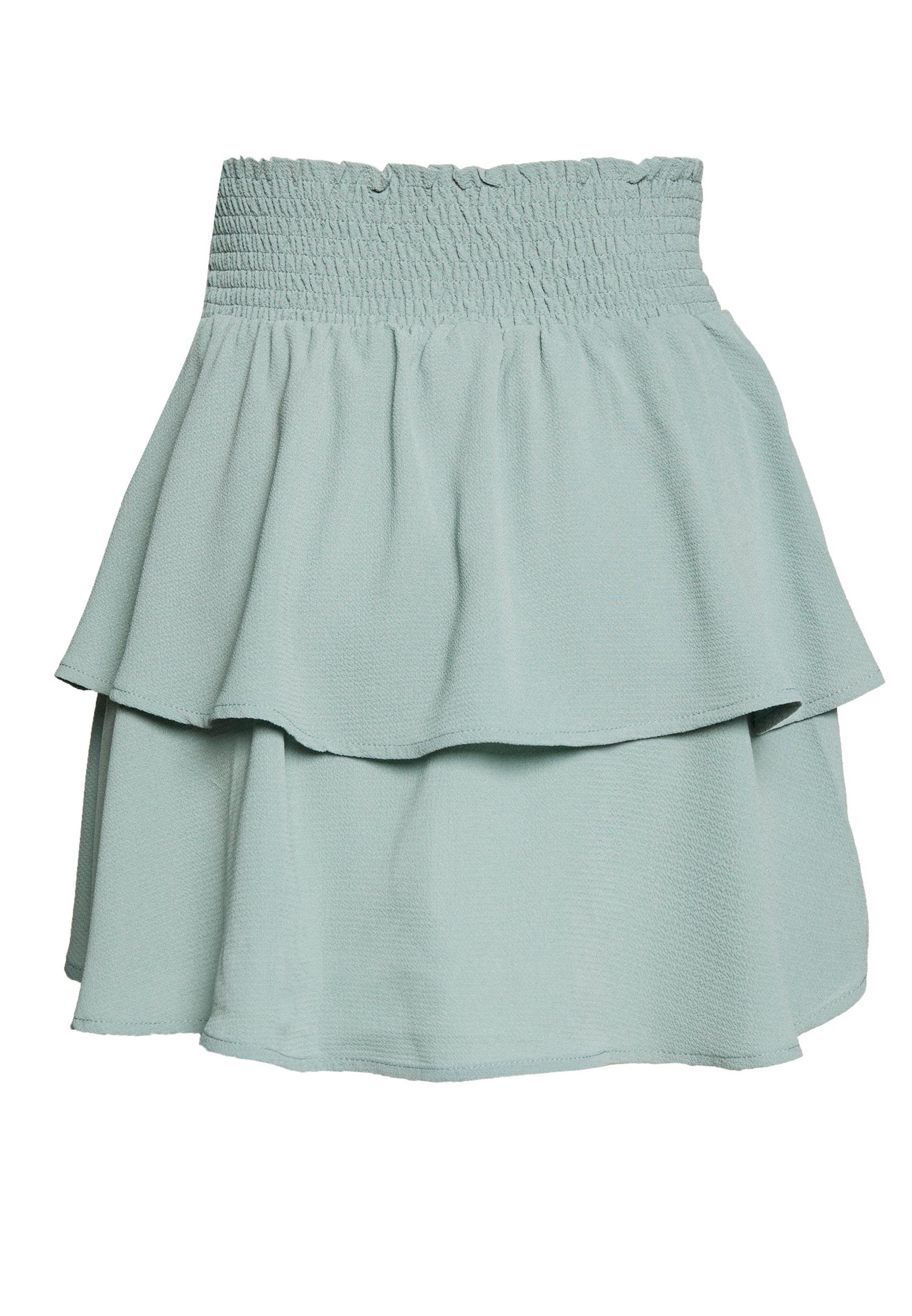 Gröna Plisserade kjolar online | Dam | Zalando
