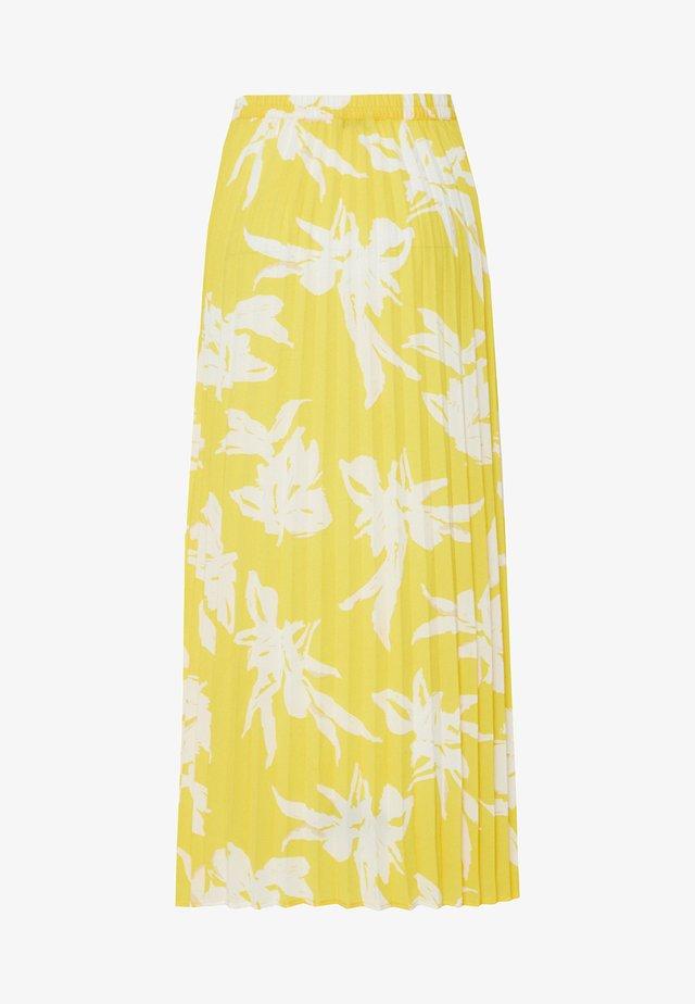ONLALMA LIFE PLISSE  - Spódnica plisowana - aspen gold