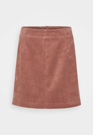 ONLTERRY LIFE SKIRT - Gonna a campana - burlwood