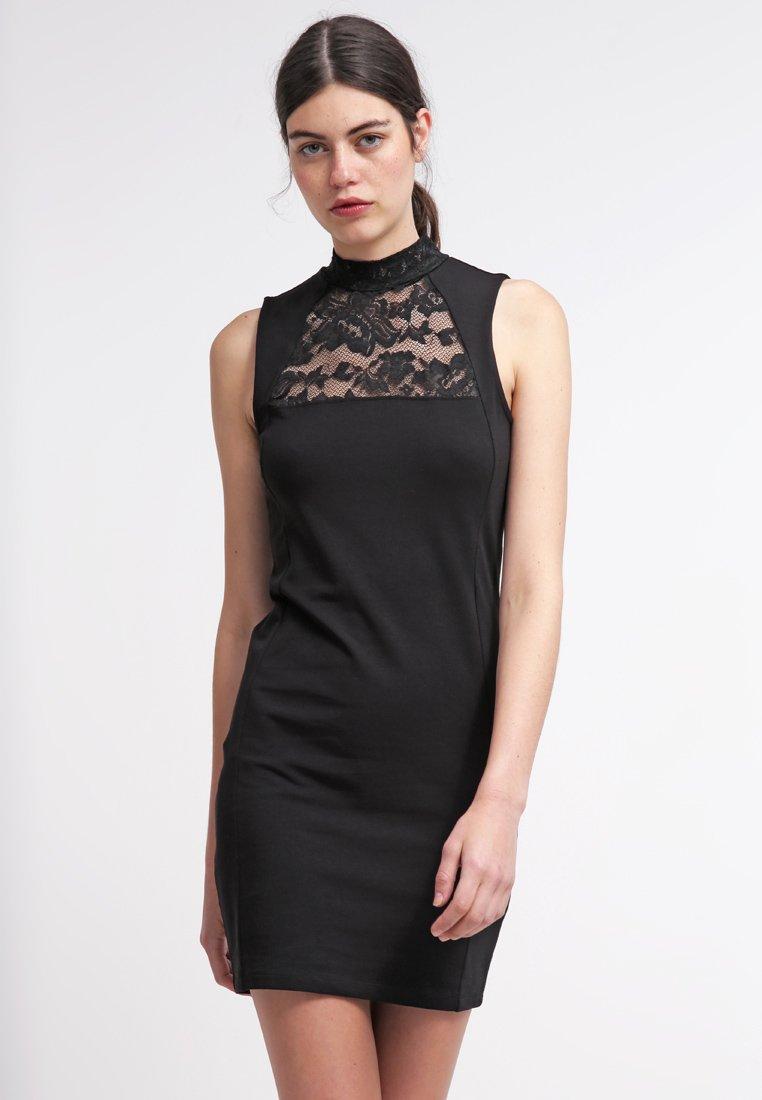 ONLY - ONLMILO - Jerseykleid - black