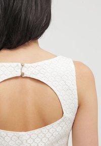 ONLY - ONLLINE  - Vestido informal - whisper white - 5