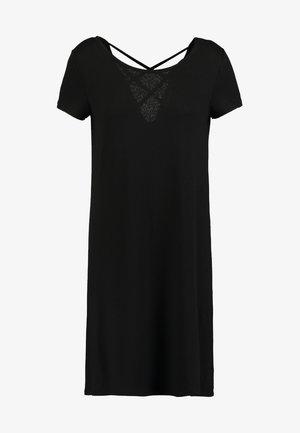 BERA  - Jerseykjole - black