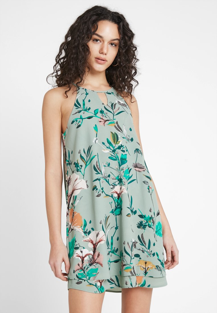 ONLY - MYRINA - Vestido informal - granite green