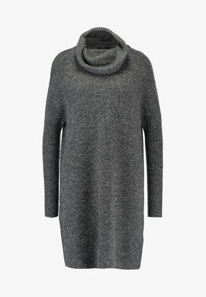 ONLJANA DRESS  - Strikket kjole -  grey
