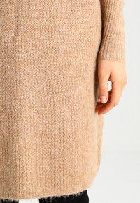 ONLY - ONLJANA DRESS  - Robe pull - indian tan - 4