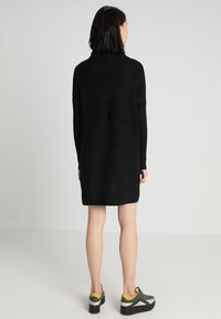 ONLY - ONLJANA DRESS  - Vestido de punto - black - 2