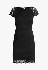 ONLY - ONLSHIRA LACE DRESS  - Cocktailklänning - black - 4