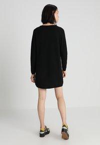 ONLY - NEW BLOCK DRESS - Jumper dress - black - 3