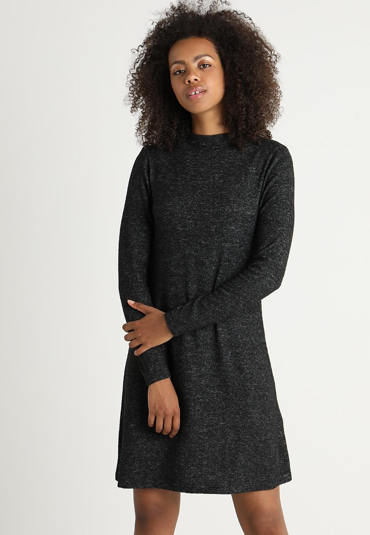 ONLY - ONLKLEO - Shift dress - dark grey melange