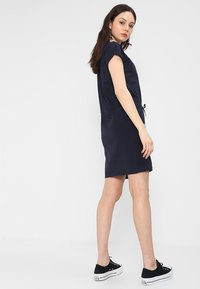 ONLY - ONLAMBER FOLD UP  - Jerseykleid - night sky - 2
