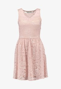 ONLY - ONLDICTE DRESS - Korte jurk - rose smoke - 4