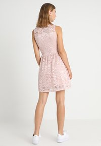ONLY - ONLDICTE DRESS - Korte jurk - rose smoke - 3