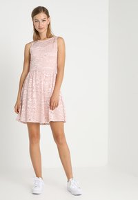 ONLY - ONLDICTE DRESS - Korte jurk - rose smoke - 2