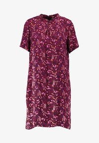 ONLY - ONLFIRENZE SHIRTDRESS  - Blusenkleid - red plum - 6
