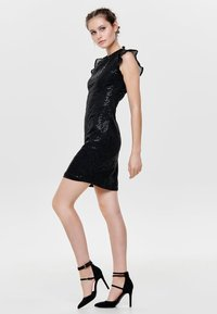 ONLY - Sukienka koktajlowa - black - 3
