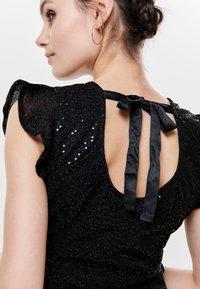 ONLY - Sukienka koktajlowa - black - 5