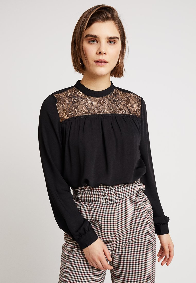 ONLY - ONLPENNY - Blouse - black