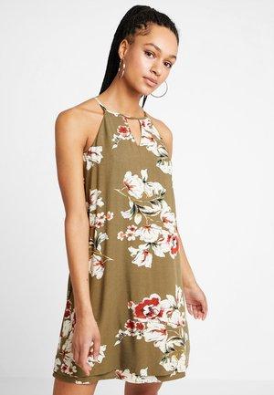 ONLNOVA LIMBO DRESS - Korte jurk - kalamata