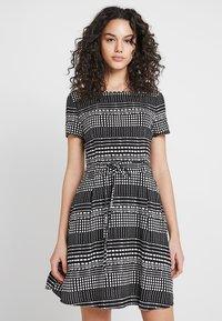 ONLY - ONLNOVA DRESS - Day dress - black - 0