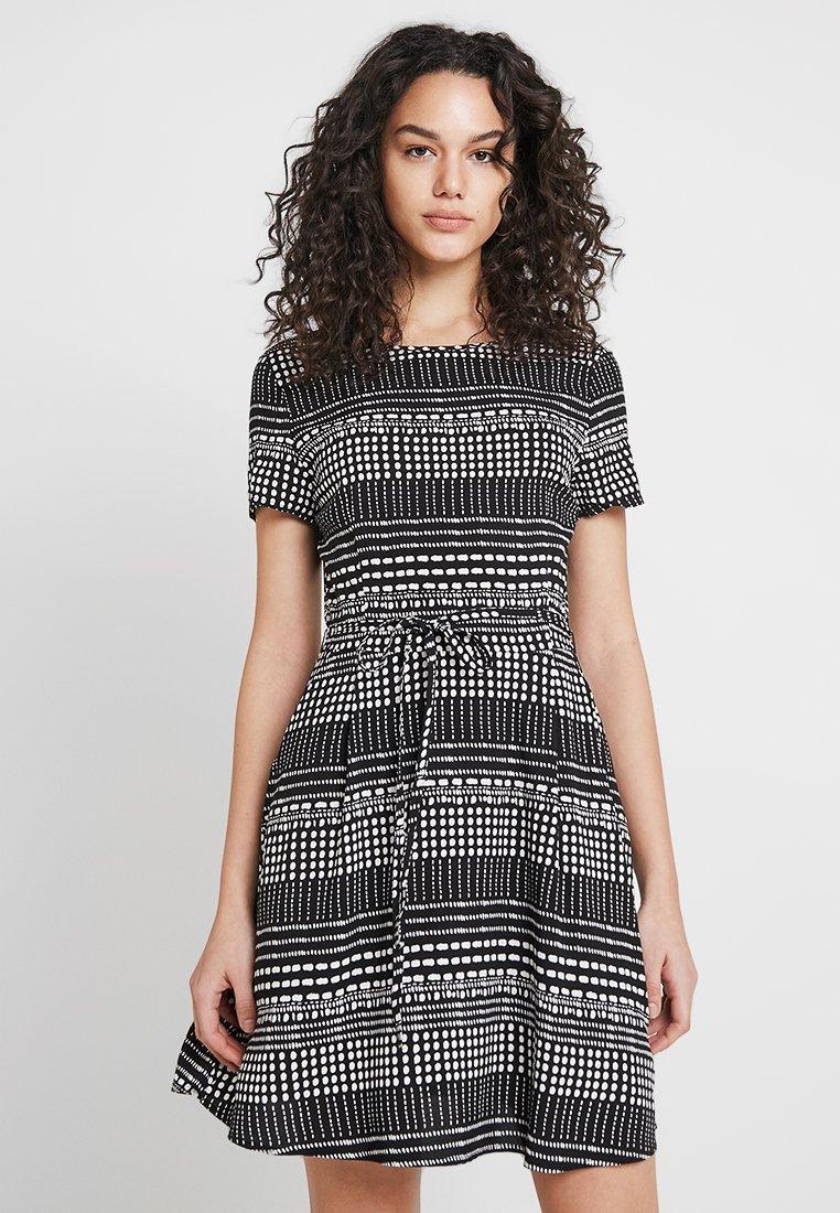ONLY - ONLNOVA DRESS - Day dress - black