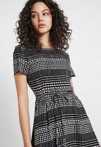 ONLY - ONLNOVA DRESS - Day dress - black - 3