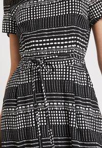 ONLY - ONLNOVA DRESS - Day dress - black - 5