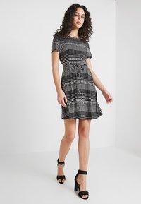ONLY - ONLNOVA DRESS - Day dress - black - 1